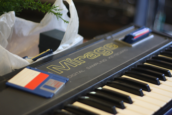 Mirage & Discs